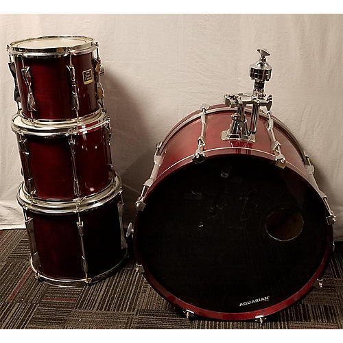 Used Yamaha Stage Custom Drum Kit Cranberry Guitar Center