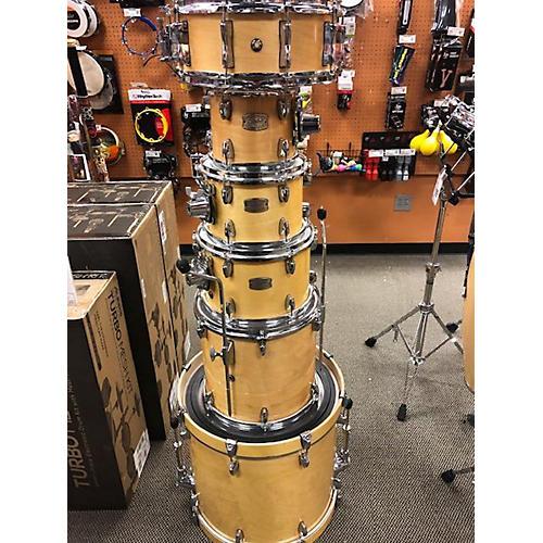 used yamaha stage custom drum kit natural guitar center. Black Bedroom Furniture Sets. Home Design Ideas