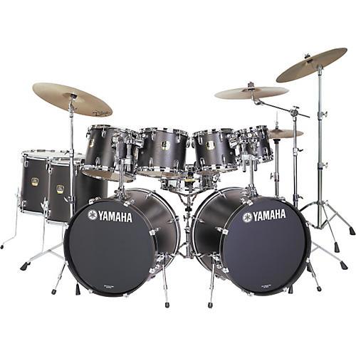 Yamaha Stage Custom Standard 9-piece Double Bass Drum Set | Guitar ...