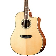 Breedlove Stage Dreadnought CE Acoustic-Electric Guitar Level 2 Gloss Natural 190839142160