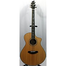 Breedlove Stage Exotic Concert Cocobolo Acoustic Electric Guitar