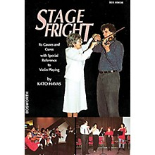Bosworth Stage Fright Music Sales America Series Written by Kato Havas