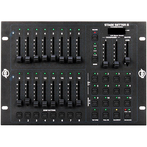 Elation Stage Setter 8 DMX Controller
