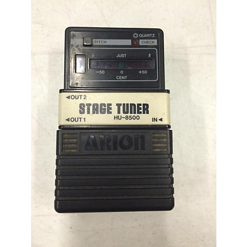Arion Stage Tuner Tuner Pedal