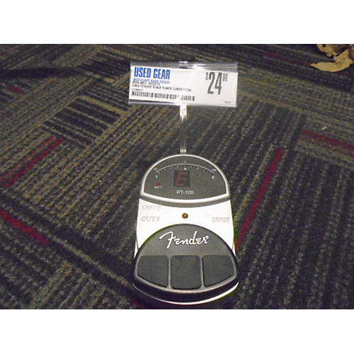 Fender Stage Tuner Tuner Pedal