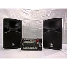 Yamaha Stagepas 400 Powered Speaker