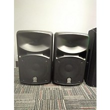 Yamaha Stagepass 600s Sound Package