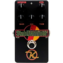 Keeley Stahlhammer Distortion Guitar Effects Pedal Level 1