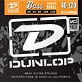Dunlop Stainless Steel Light 5 String Bass Strings thumbnail