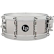 Stainless Steel Salsa Snare Drum 12 x 4.5 in. Stainless Steel