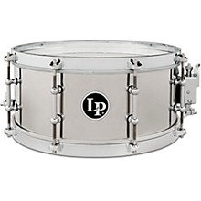 Stainless Steel Salsa Snare Drum 13 x 5.5 in. Stainless Steel