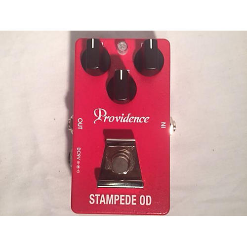 Providence Stampede OD Effect Pedal