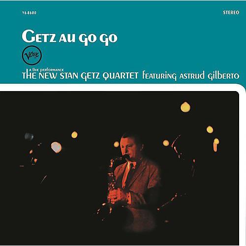 Alliance Stan Getz - Getz Au Go Go