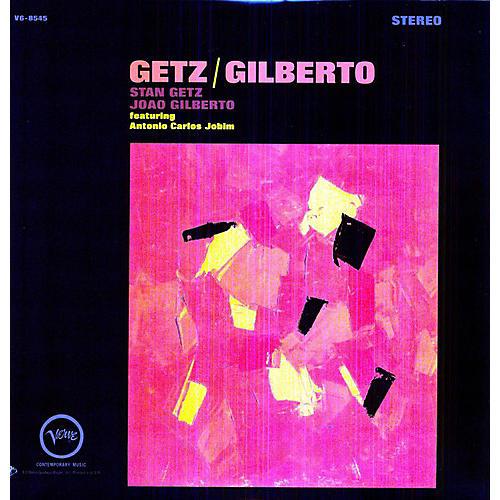 Alliance Stan Getz - Getz/Gilberto