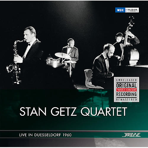 Alliance Stan Getz - Live in Dusseldorf 1960