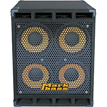 Standard 104HF Front-Ported Neo 4x10 Bass Speaker Cabinet 8 Ohm