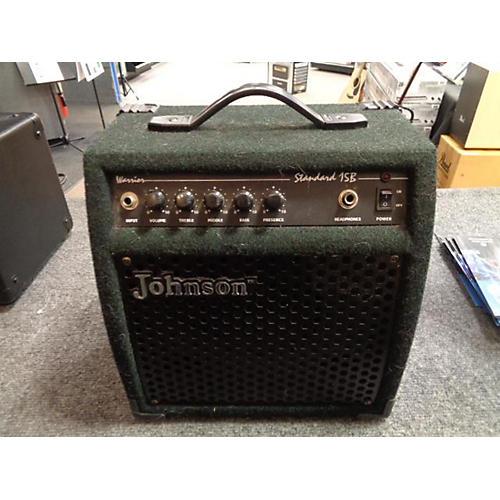 Johnson Standard 15B Bass Combo Amp