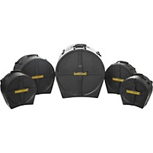 HARDCASE Standard 5-Piece Drum Case Set