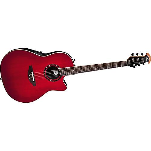 Ovation Standard Balladeer 1861 AX Acoustic-Electric Guitar