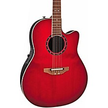 Standard Balladeer 2771 AX Acoustic-Electric Guitar Cherry Cherry Burst