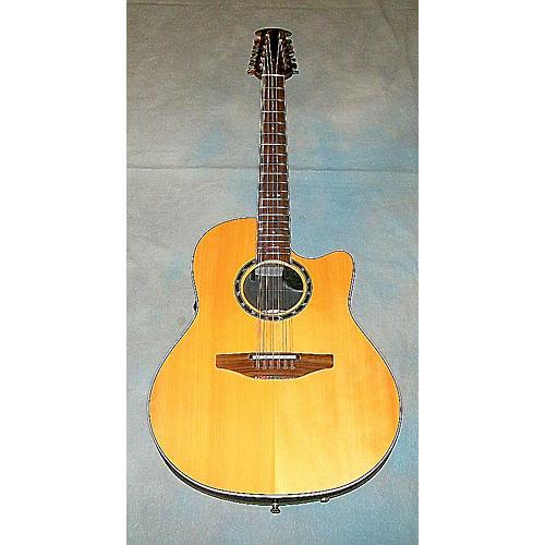 Ovation Standard Balladeer LX 12 String Acoustic Electric Guitar