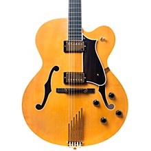 Standard Eagle Classic Hollowbody Electric Guitar Antique Natural