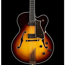 Standard Eagle Classic Hollowbody Electric Guitar Original Sunburst