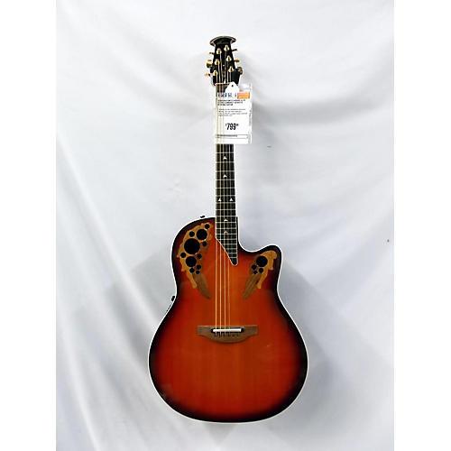 Ovation Standard Elite 2278LX Acoustic Electric Guitar