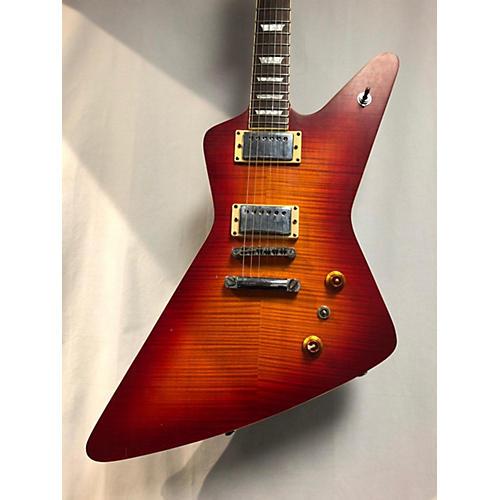 Hamer Standard Flame Top Solid Body Electric Guitar