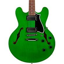 Standard H-535 Semi-Hollow Electric Guitar Emerald Green Translucent