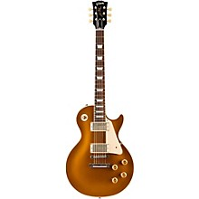Gibson Custom Standard Historic 1957 Les Paul Goldtop Darkback Reissue VOS Electric Guitar