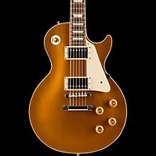 Gibson Custom Standard Historic 1957 Les Paul Goldtop Reissue Gloss Electric Guitar Antique Gold