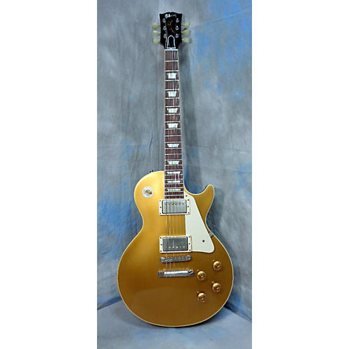 Gibson Standard Historic 1957 Les Paul Goldtop Solid Body Electric Guitar
