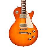 Gibson Custom Standard Historic 1960 Les Paul Reissue Lightly Aged Made To Measure Electric Guitar Lemon Burst