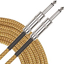 Musician's Gear Standard Instrument Cable Tweed