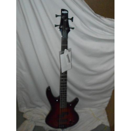 used fender standard jazz bass electric bass guitar tobacco burst guitar center. Black Bedroom Furniture Sets. Home Design Ideas