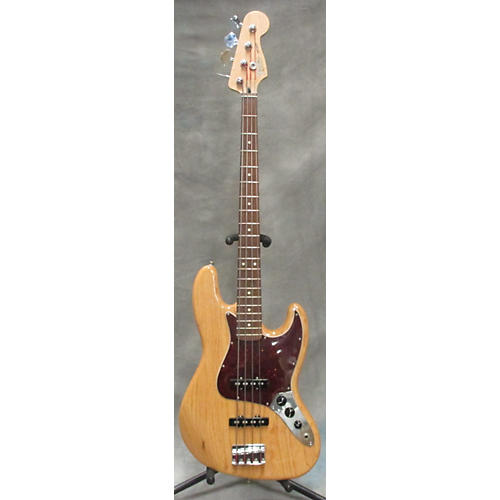 Fender Standard Jazz Bass Special Edition Ash Electric Bass Guitar