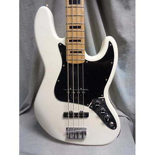 Fender Standard Jazz Bass W/CUSTOM SHOP PICKUPS Electric Bass Guitar