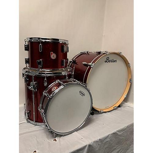 Barton Drums Standard Maple 22 Drum Kit