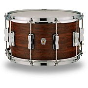 Standard Maple Snare Drum with Aged Chestnut Veneer 14 x 8 in.