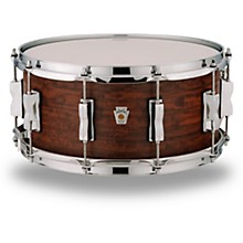 Ludwig Standard Maple Snare Drum with Aged Chestnut Veneer Level 1 14 x 6.5 in.