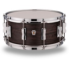 Standard Maple Snare Drum with Aged Ebony Stain 14 x 6.5 in.