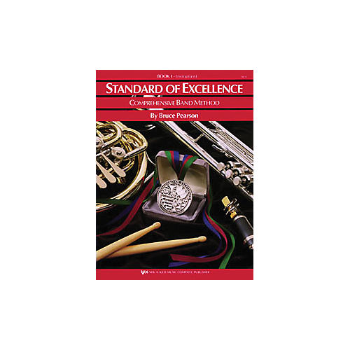 KJOS Standard Of Excellence Book 1 Alto Sax