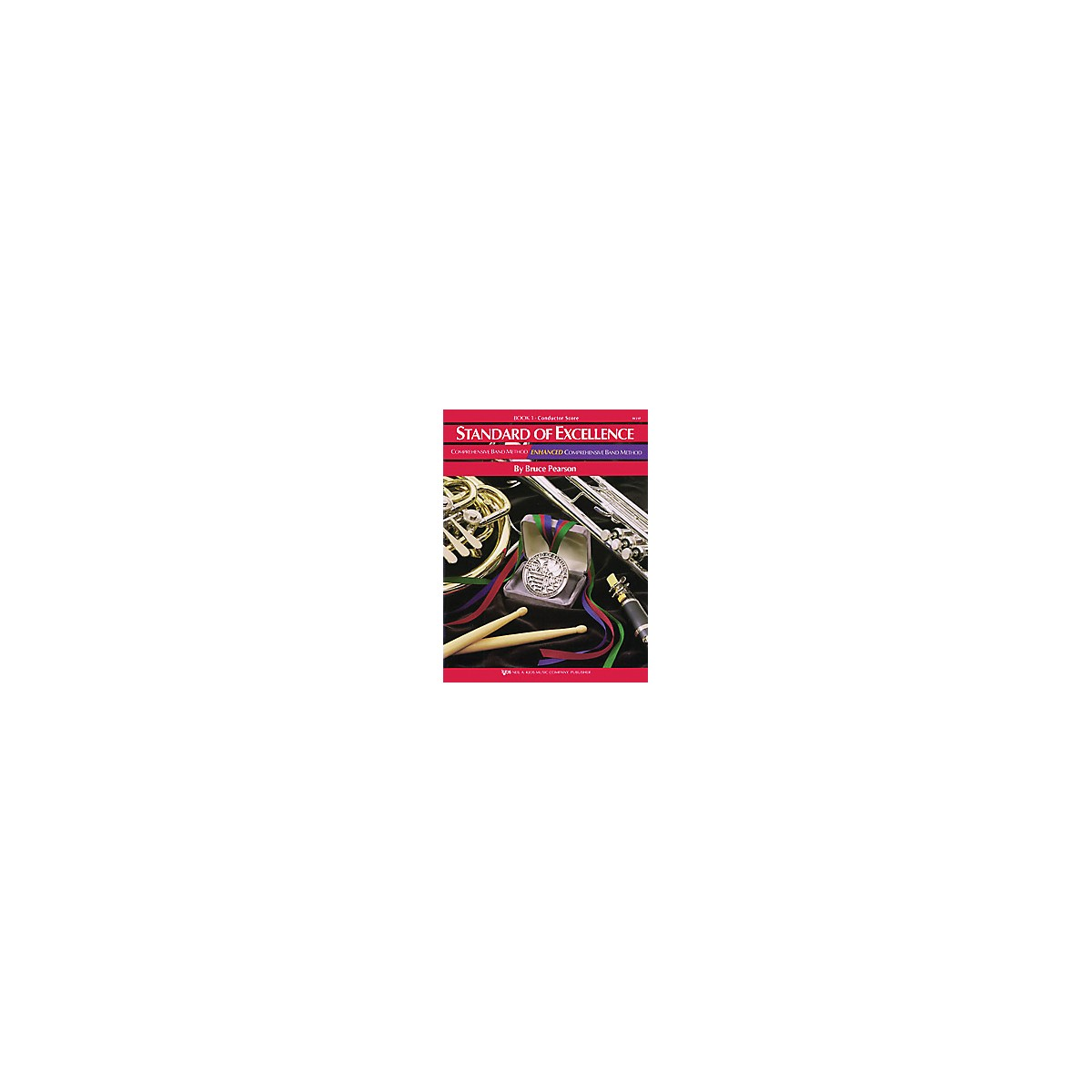 KJOS Standard Of Excellence Book 1 Conductor Score