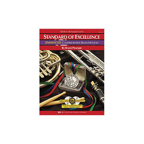 KJOS Standard Of Excellence Book 1 Enhanced Trumpet