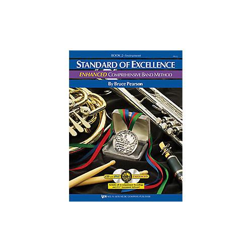 KJOS Standard Of Excellence Book 2 Enhanced Baritone Tc