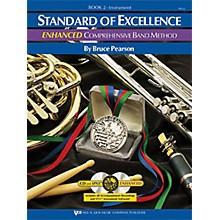 KJOS Standard Of Excellence Book 2 Enhanced Tuba