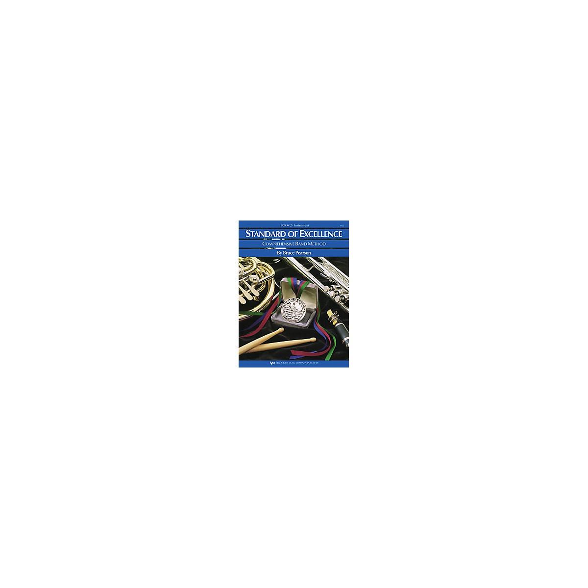 KJOS Standard Of Excellence Book 2 Tuba