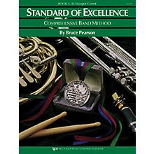 KJOS Standard Of Excellence Book 3 Clarinet