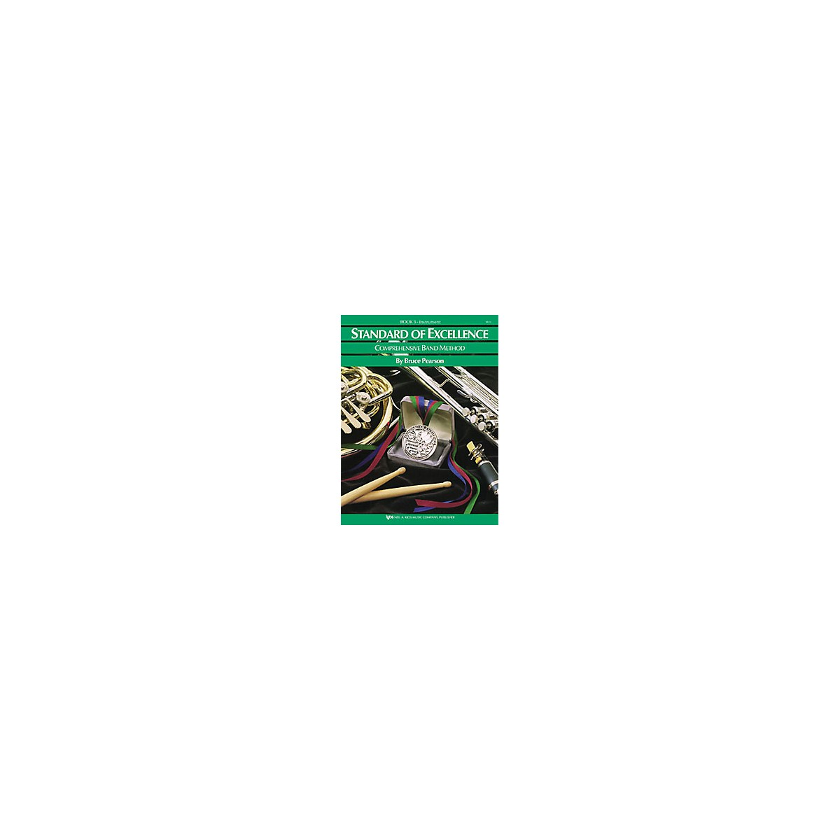 KJOS Standard Of Excellence Book 3 Trombone